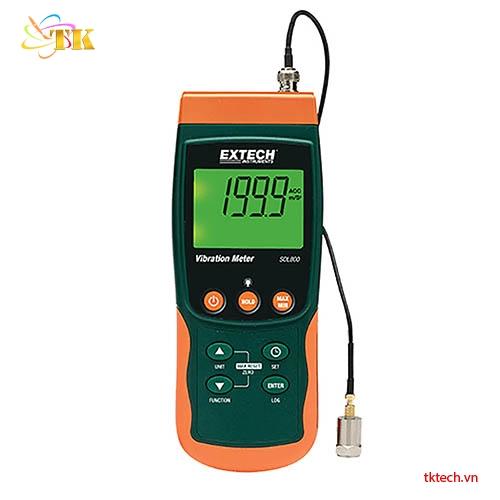 Máy đo độ rungExtech SDL800