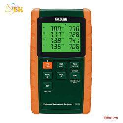 Nhiệt kế tự ghi Extech TM500