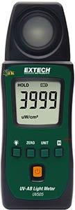 Máy đo ánh sáng Extech UV505