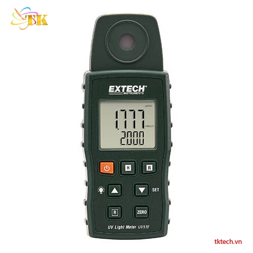 Máy đo cường độ ánh sáng Extech UV510