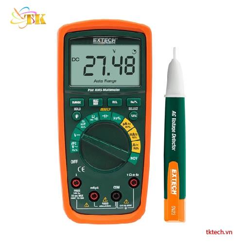 Đồng hồ vạn năng Extech MN62-K