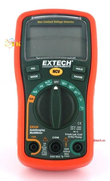 Đồng hồ vạn năng Extech EX330-HD