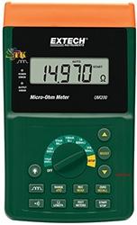 Đồng hồ đo điện trở thấp Extech UM200 có độ phân giải cao
