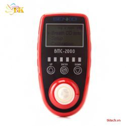 Cận cảnh Máy đo khí CO Senko BMC-2000
