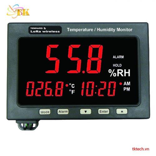 Nhiệt ẩm kế tự ghi Tenmars TM-185LR