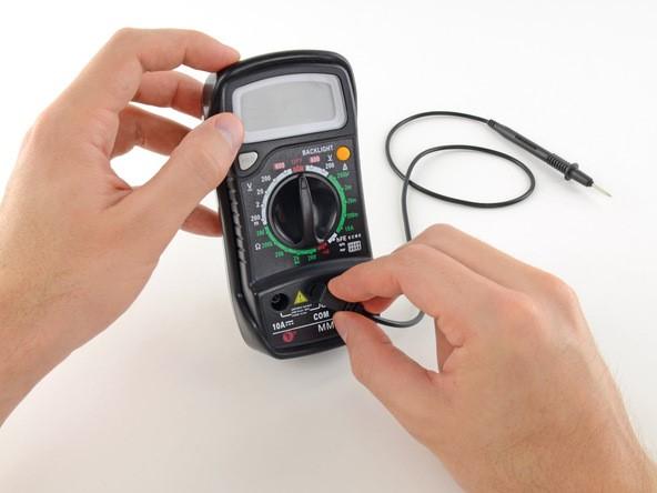 cách kiểm tra điện áp 1
