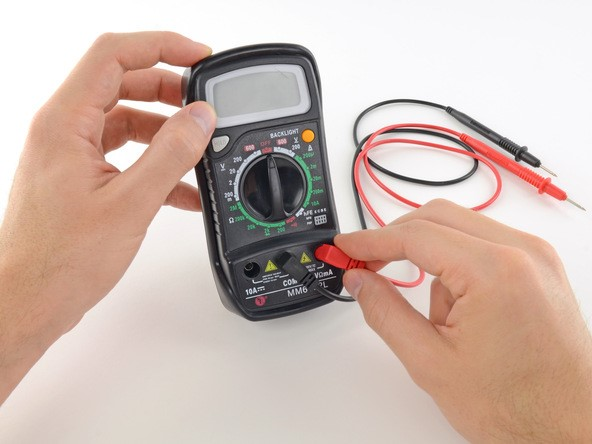 cách kiểm tra điện áp 2