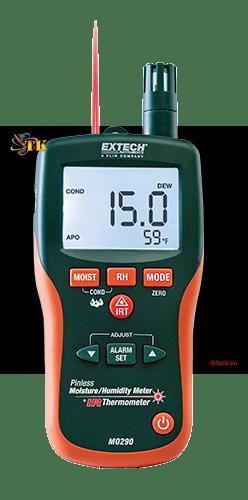 Máy đo độ ẩm Extech MO297