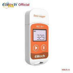 Nhiệt kế tự ghi dữ liệu Elitech RC-5+