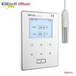 Bộ ghi dữ liệu nhiệt độ độ ẩm WIFI Elitech RCW-800