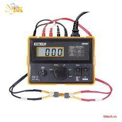 Máy đo điện trở thấp Extech 380460