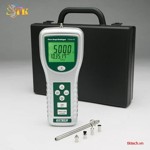 Máy đo lực Extech 475040-SD-NIST