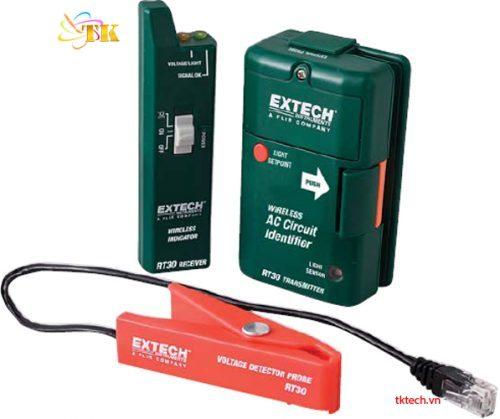 Máy kiểm tra dòng điện điện áp Extech RT30