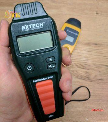 đánh giá máy đo độ ẩm gỗ Extech MO55 Reviews