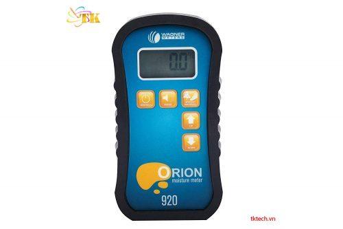 Máy đo độ ẩm gỗ Orion 920