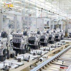 Các nhà máy