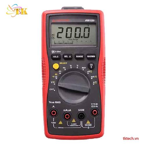 Đồng hồ vạn năng Amprobe AM-530 True RMS