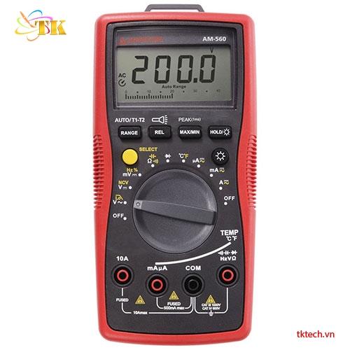 Đồng hồ vạn năng Amprobe AM-560