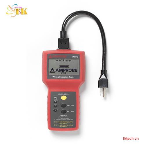 Máy kiểm tra dây điện Amprobe INSP-3