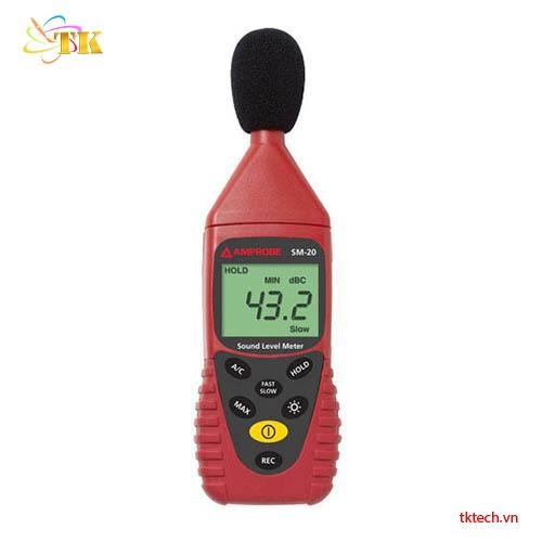 Máy đo độ ồn Amprobe SM-20A