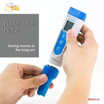 Máy đo pH Apera Instruments PC60