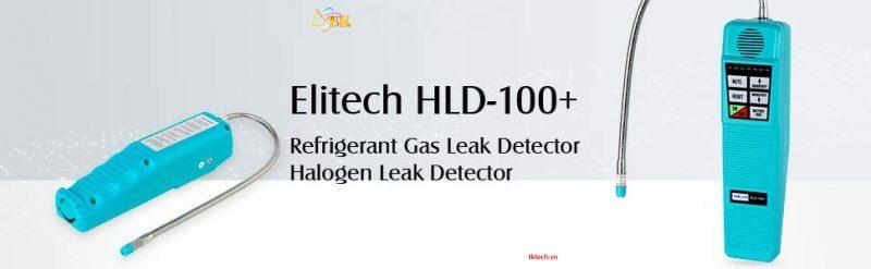Máy dò rò rỉ halogen Elitech HLD-100+