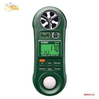 Hướng dẫn sử dụng máy đo gió