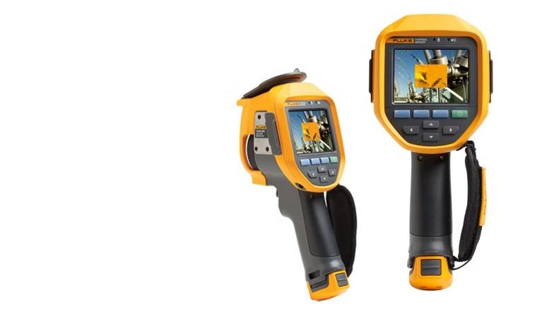 Camera nhiệt dò khí Fluke Ti450 SF6