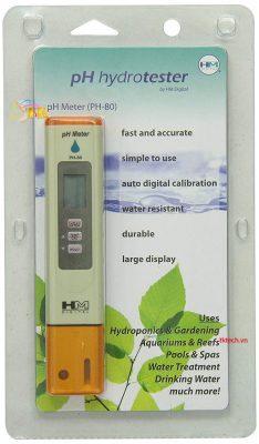 Máy đo pH HM Digital pH-80