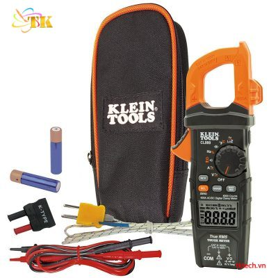 Ampe kìm Klein Tools CL800