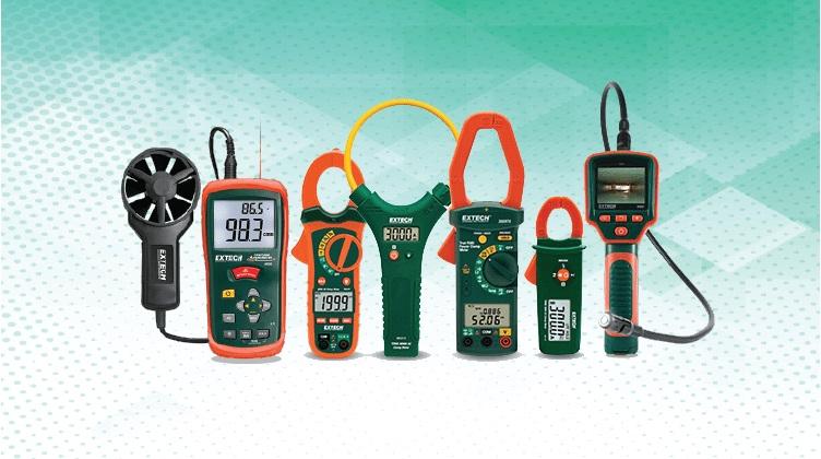 thiết bị đo extech banner