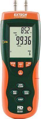 Máy đo tốc độ gió Extech HD350