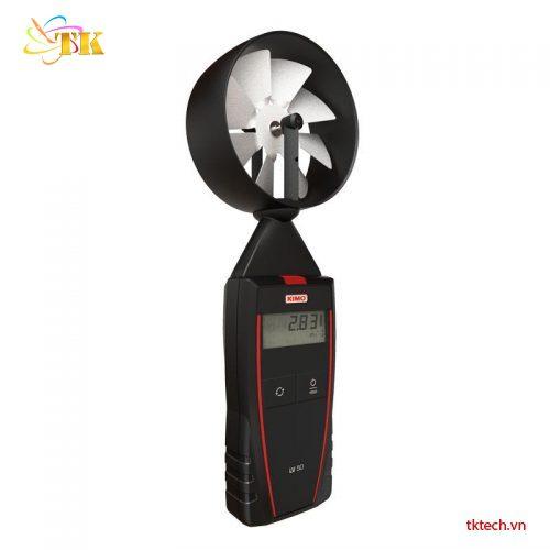 Máy đo tốc độ gió Kimo LV50