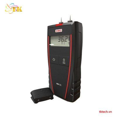 Máy đo độ ẩm gỗ pin cầm tay KIMO HM50