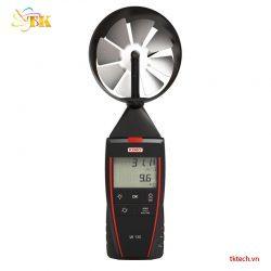Máy đo tốc độ gió, lưu lượng không khí, nhiệt độ KIMO LV130