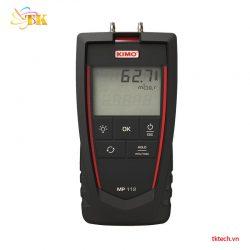 Máy đo áp suất vi sai KIMO MP112