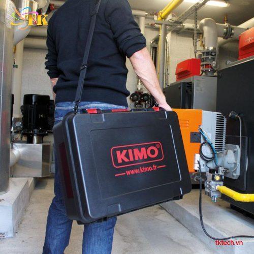 Trên vai Máy đo đa năng Kimo MP210