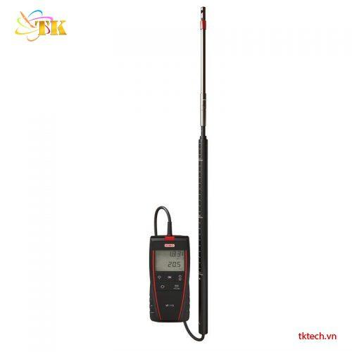 Máy đo gió, lưu lượng không khí KIMO VT115