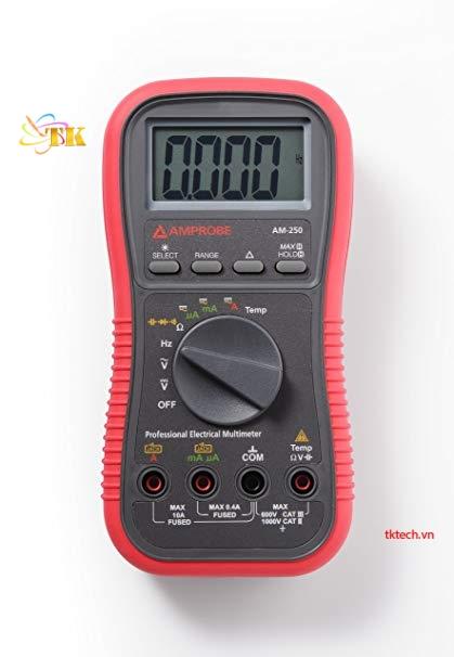 Đồng hồ vạn năng công nghiệp Amprobe AM-250