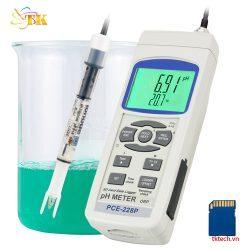 Máy đo pH PCE-228P