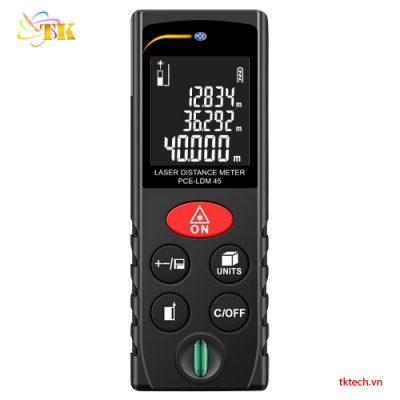 Máy đo khoảng cách laserPCE-LDM 45