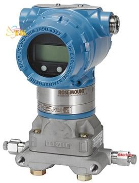 Máy phát áp lực thông minh Rosemount 3051C