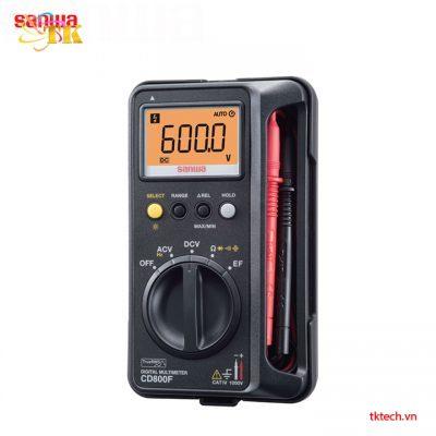 Đồng hồ vạn năng Sanwa CD800f