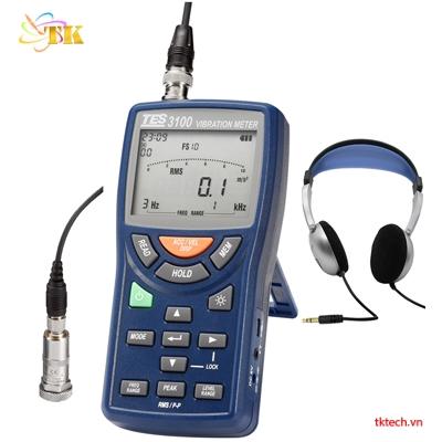 Máy đo độ rung TES-3100