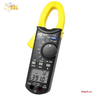 Ampe kìm TES-3910