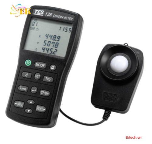 Máy đo màu sắc Tes-136