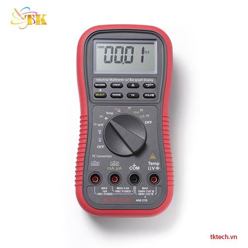 Đồng hồ vạn năng Amprobe AM-270