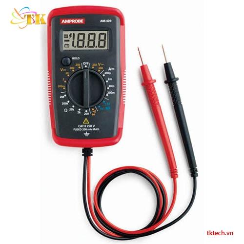 Đồng hồ vạn năng Amprobe AM420