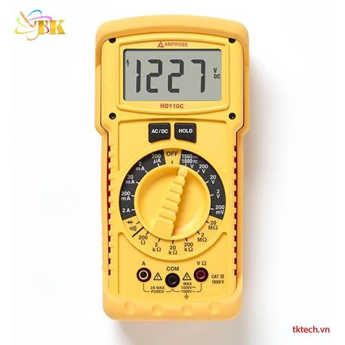 Đồng hồ vạn năng Amprobe HD110C