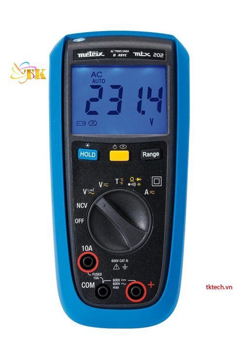 Đồng hồ vạn năng Metrix MTX 202